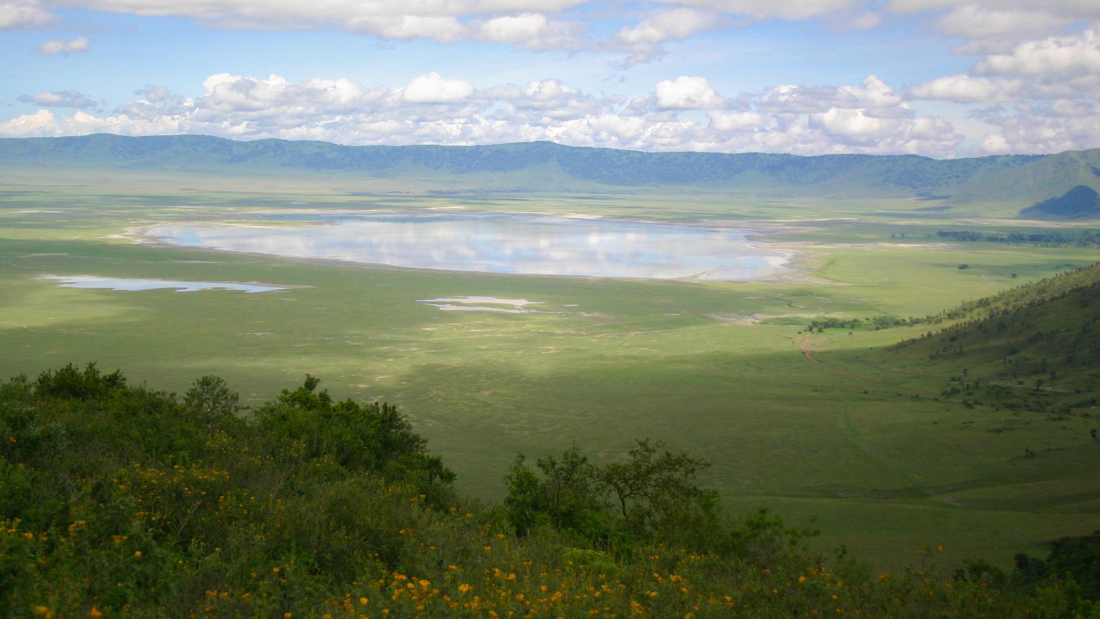 Ngorongoro Crater Africa S Garden Of Eden A Tanzania
